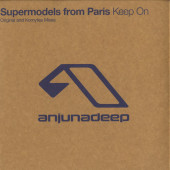 (10153) Supermodels From Paris ‎– Keep On