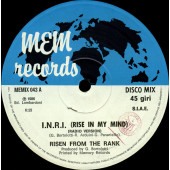 (30338) Risen From The Rank – I.N.R.I. (Risen In My Mind)