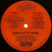 """(CUB2121) Masters At Work – Justa """"Lil"""" Dope / Our Mute Horn"""