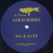 (JR1442) Fire & Ice ‎– Fire & Ice EP