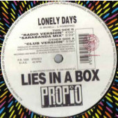 (CUB0747) Lies In A Box – Lonely Days