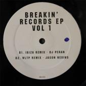 (FR183) Vengaboys – Breakin' Records EP Vol. 1