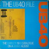 (CO109) UB40 – The UB40 File (2x12)