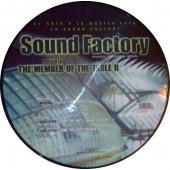 (18496) Sound Factory presenta Maxipaul / Dani Espino – The Members Of The Table II