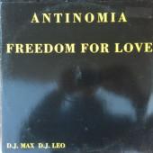 (CMD114) Antinomia – Freedom For Love