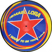 (0258) Ismael Lora ‎– I Want To Be Your Love
