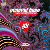 (CM1353) General Base ‎– Thank U (For Your Love)