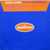 (CMD589) Donna Summer – State Of Independence