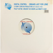 (26959) Digital Control ‎– Dreams Last For Long