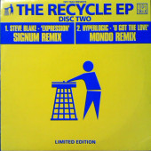(25815) Steve Blake / Hyperlogic ‎– The Recycle EP