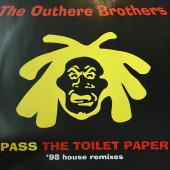 (CM1414) The Outhere Brothers ‎– Pass The Toilet Paper ('98 House Remixes)