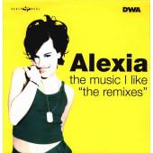 (JR1537) Alexia – The Music I Like (The Remixes)