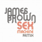 (13195) James Brown – Sex Machine Remix