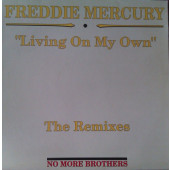(CUB0356) Freddie Mercury ‎– Living On My Own (The Remixes)