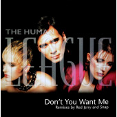 (CM1497) The Human League ‎– Don't You Want Me
