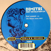 (SZ0043) Dimitri – First Revelation EP