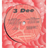 (24808) 3 Dee – The Mystic Of Life / Love Is The Message
