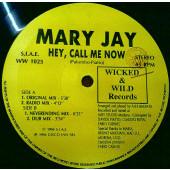 (JR30) Mary Jay – Hey, Call Me Now