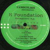 (26176) H Foundation – Homegrown E.P.