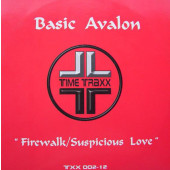 (24116) Basic Avalon ‎– Firewalk / Suspicious Love