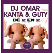 (30913) DJ Omar pres DJ Kanta & DJ Guty – De 2 En 2