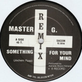(SIN076) Master G. – Something For Your Mind (Remix)