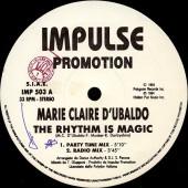 (25887) Marie Claire D'Ubaldo – The Rhythm Is Magic