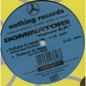 (25734) Dominators ‎– Future E.P.