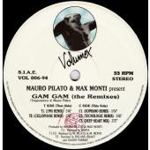 (CUB0351) Mauro Pilato & Max Monti – Gam Gam (The Remixes)